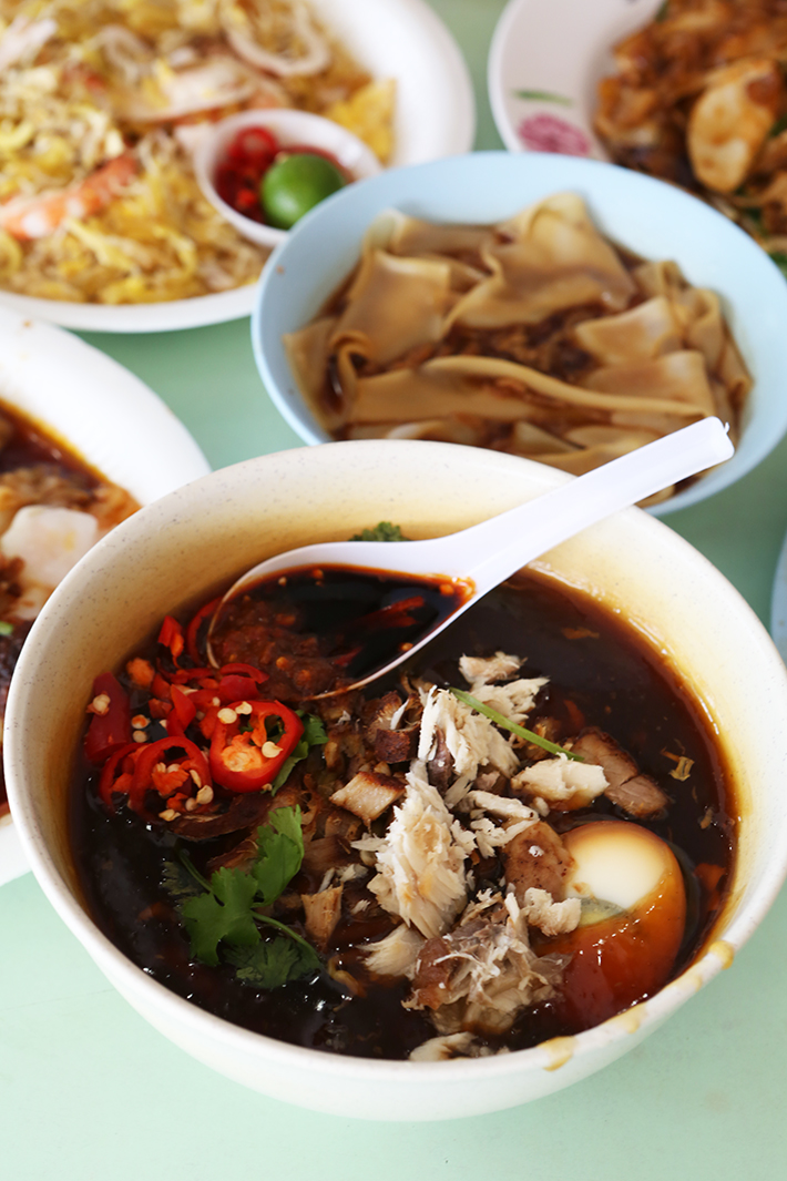 Xin Mei Xiang Zheng Zong Lor Mee
