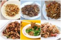 Char Kway Teow Collage