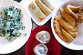 bed bean spring rolls xiang yuan ji