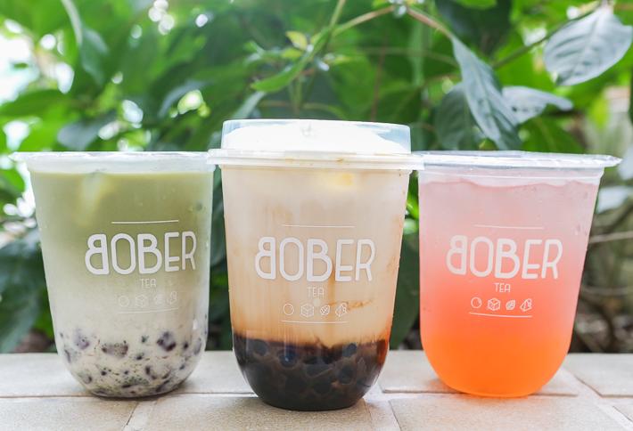 Bober Tea Group Shot