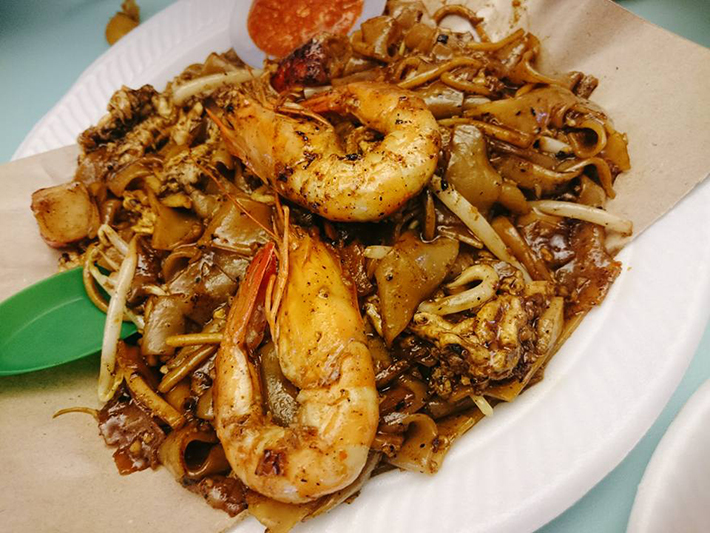 Green Sky Fried Kway Teow