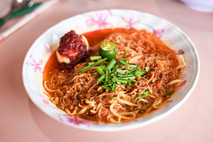 Makan Food Stall Mee Siam