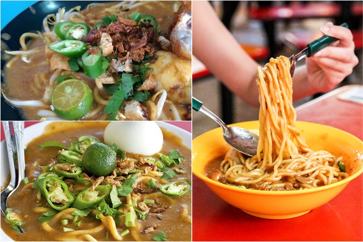 Mee Rebus Guide Collage