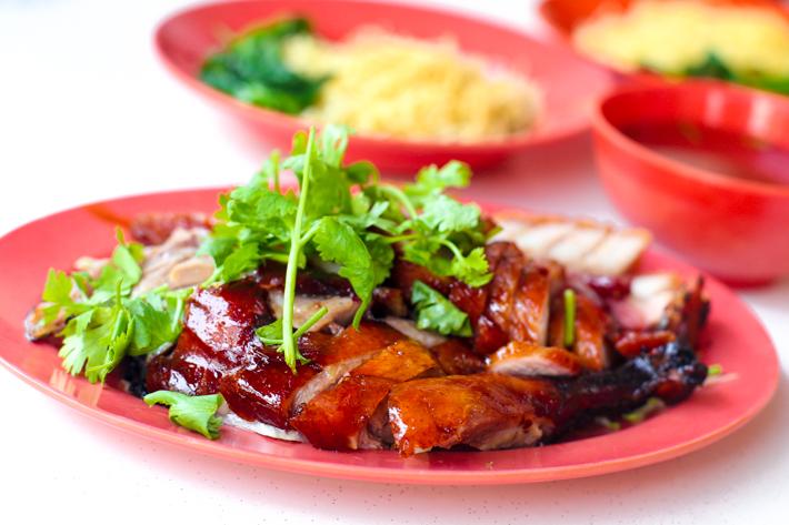 Foong Kee Coffee Shop Duck