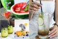 Infused Water Collage