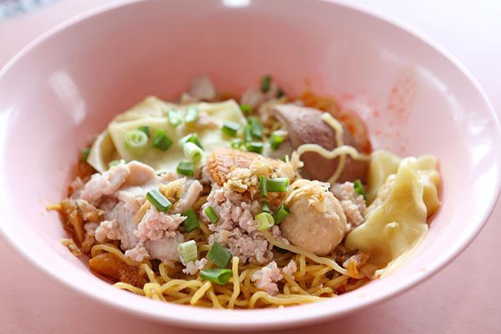 Teowchew Minced Meat Noodle 2