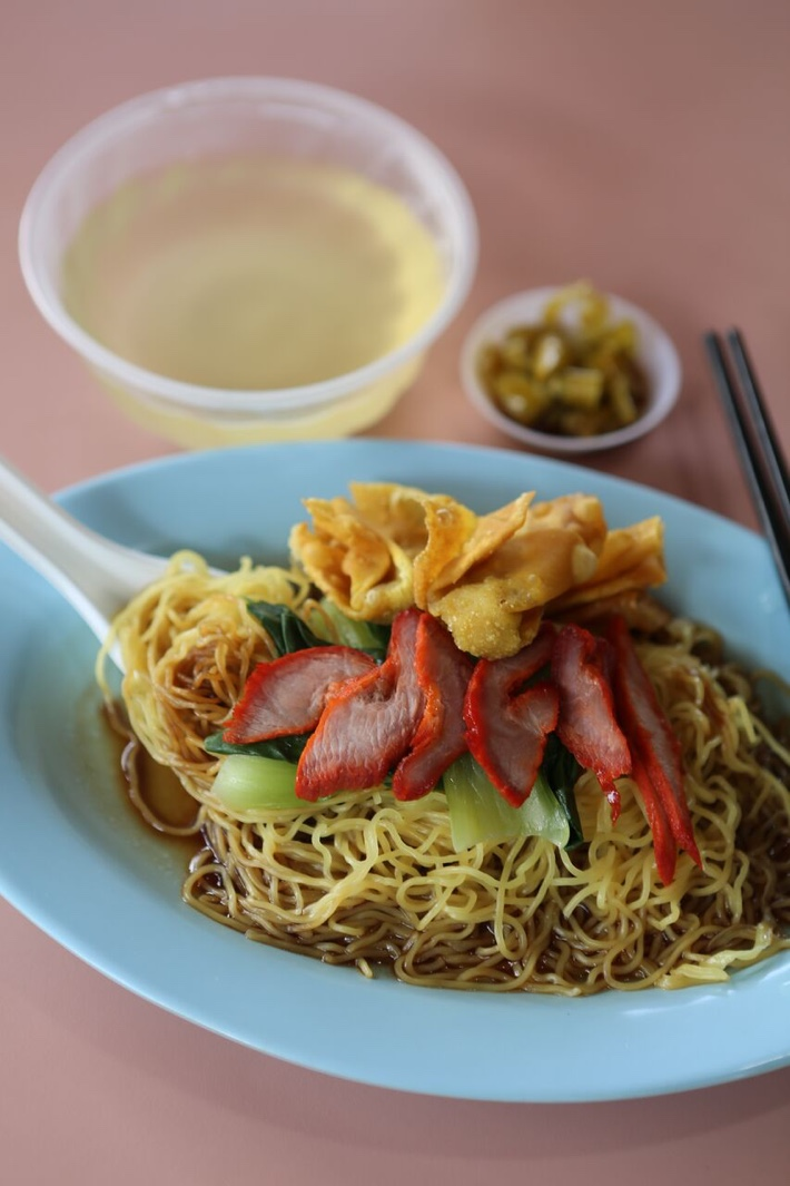 yummy noodle house wanton noodlle 2