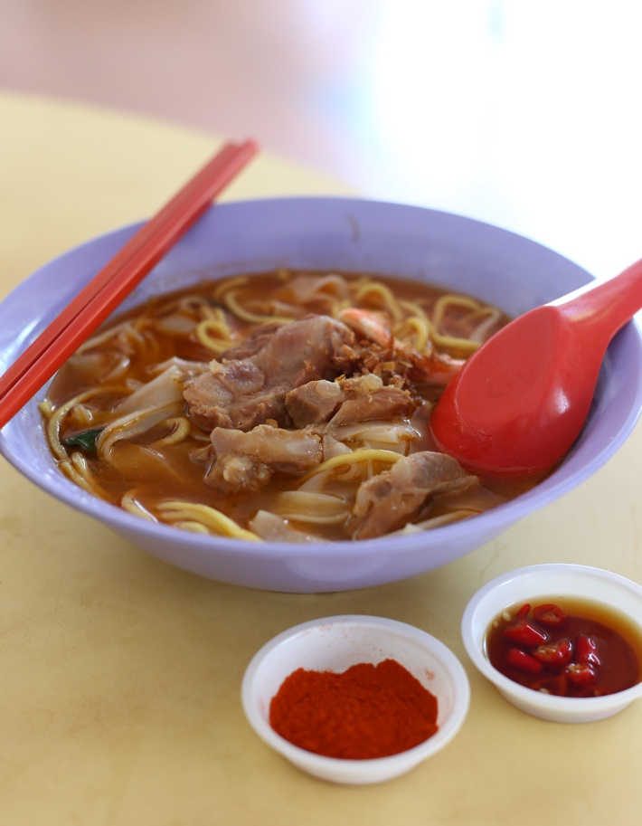 Bedok 216 Prawn Pork Rib Noodles