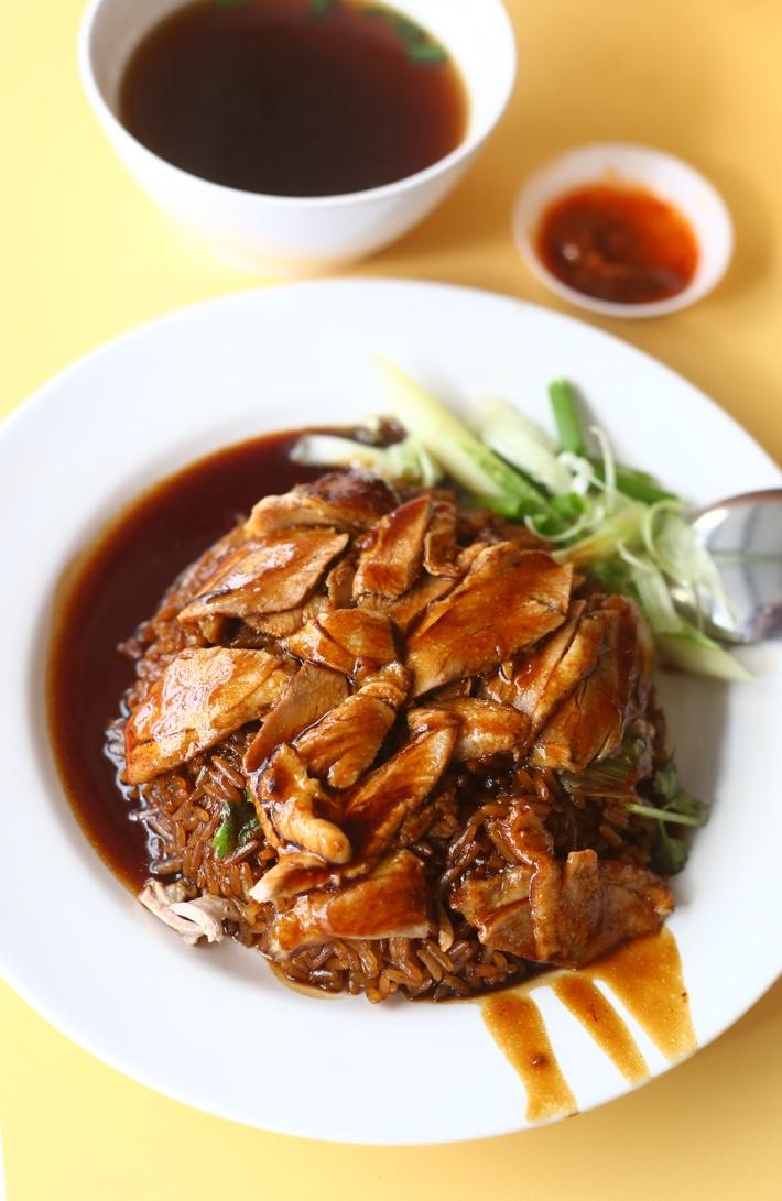 Chuan Kee Braised Duck