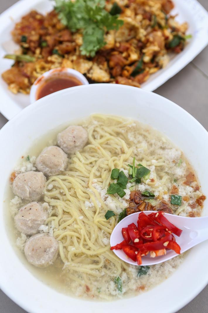 Seng Hiang Bar Chor Mee