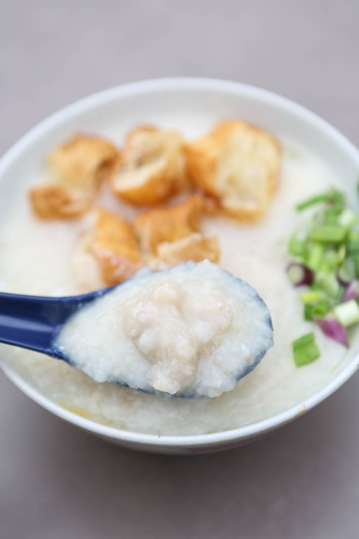 Chai Chee Pork Porridge
