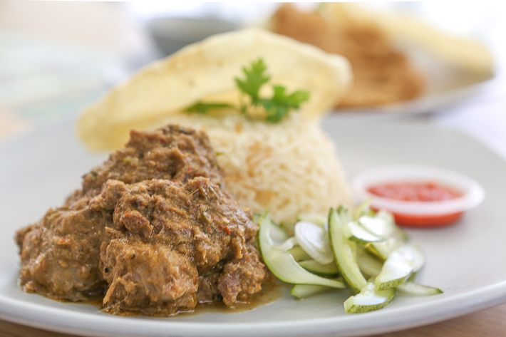 Fifty50 Beef Rendang