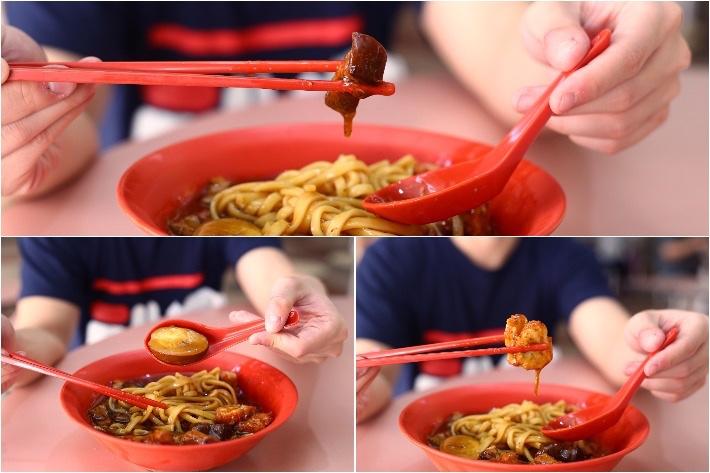 Guang Tai Ingredient Collage