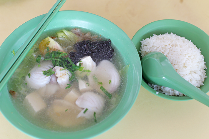 Han Kee Fish Soup This Fish Soup From Bedok Is Anything But Plain
