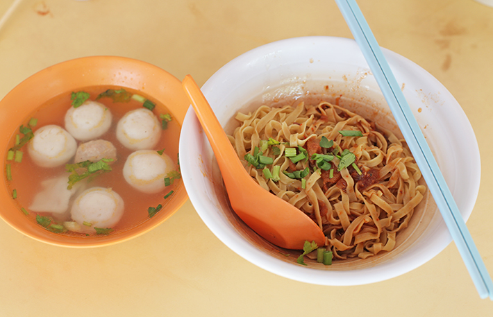 Joo Chiat Chiap Kee Fishball Noodle 2
