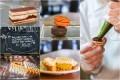 Patisseries Vine Collage