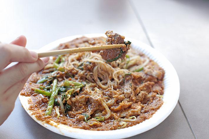 Shi Wei Da Fengshan Satay Bee Hoon 1