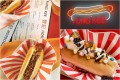 fung kee hotdog collage