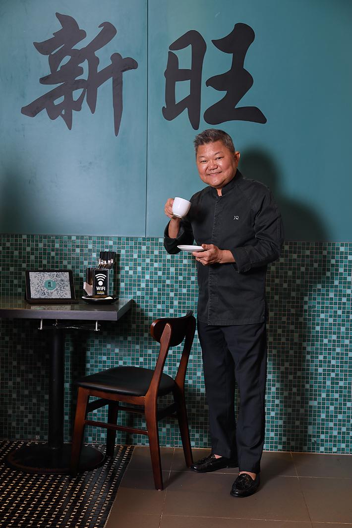 Justin Quek at Xin Wang - 04
