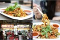 Bedok 85 Fried Oyster Omelette Collage