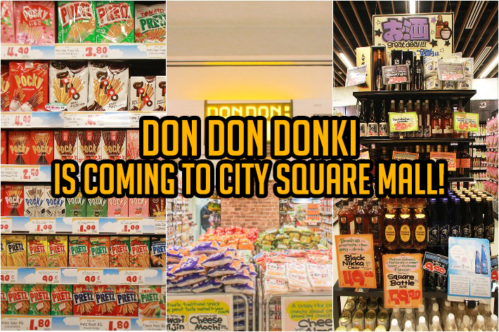 Don Don Donki City Square Mall