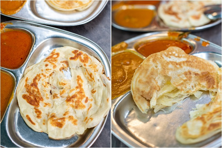 Islamic Seafood Paradise Prata Collage