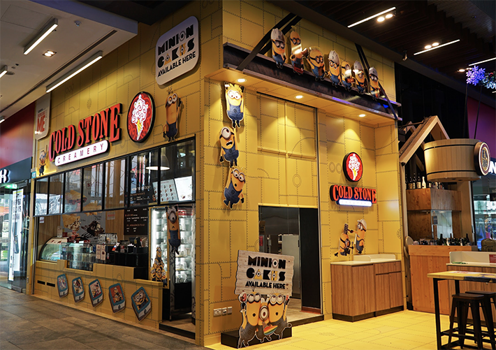 Cold Stone Creamery Orchard Central
