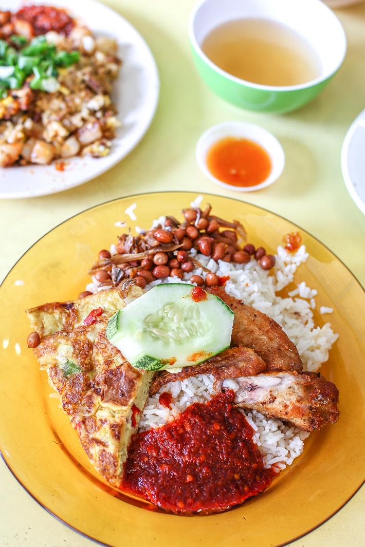 Noordima Malay Food Stall Nasi Lemak