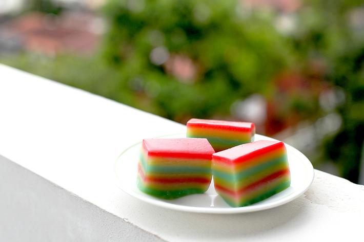 Lek Lim Nonya Cake