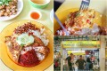 Noordima Malay Food Stall Collage