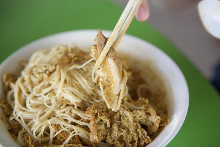 Hock Hai Chicken Noodles Chicken Lift
