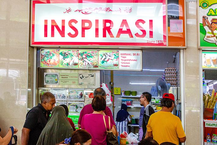Inspirasi Shop Front