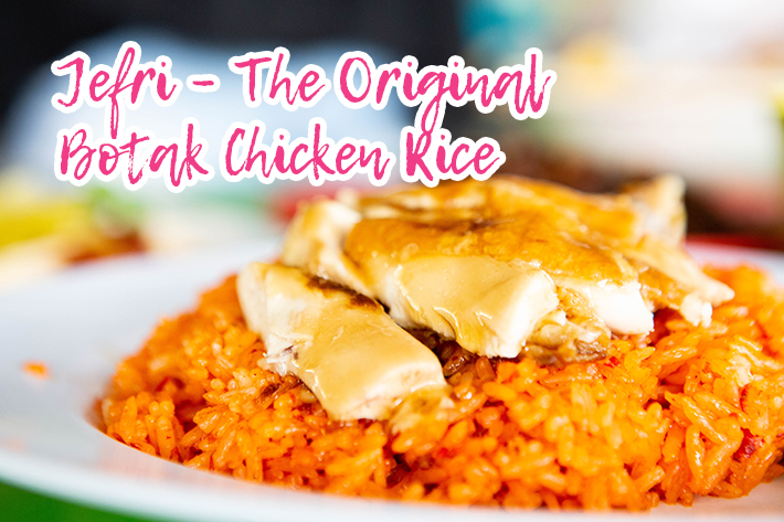 Jefri – The Original Botak Chicken Rice