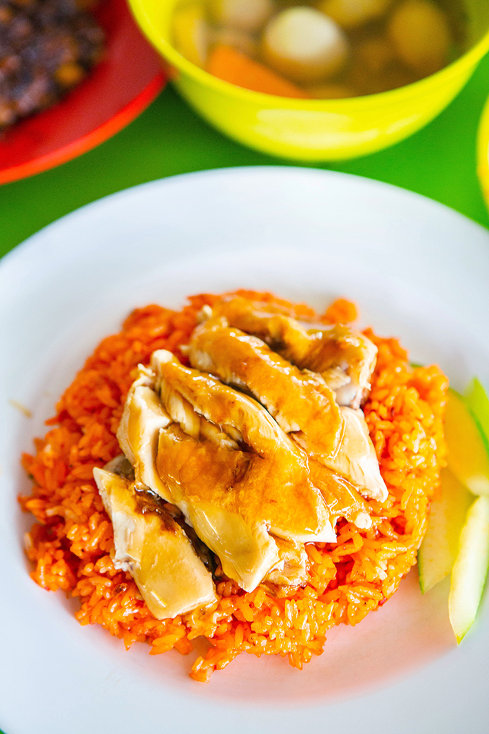 Jefri Chicken Rice Long Shot