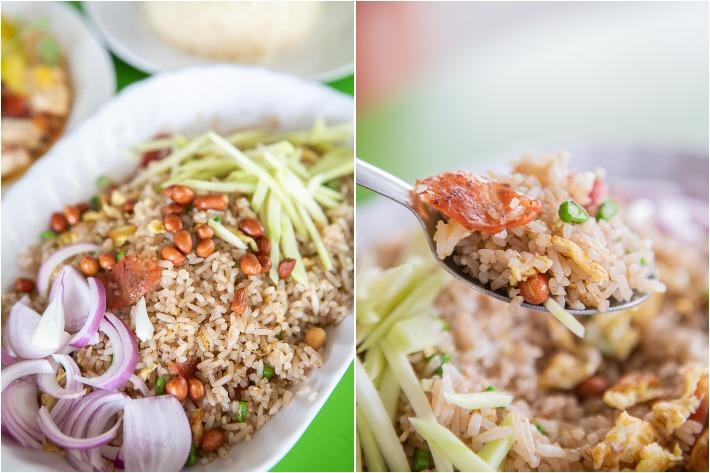 Kin Khao Thai Sambal Fried Rice
