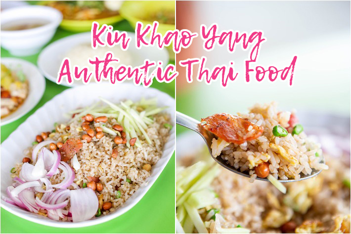 Kin Khao Yang Authentic Thai Food