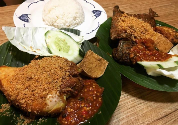 Warung Surabaya Ayam Penyet