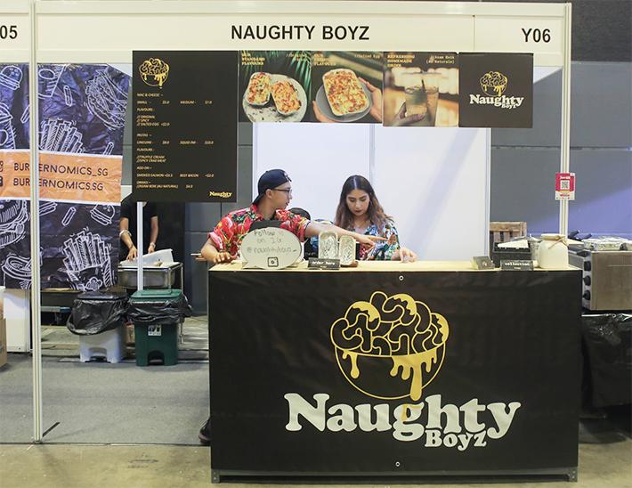 Naughty Boyz