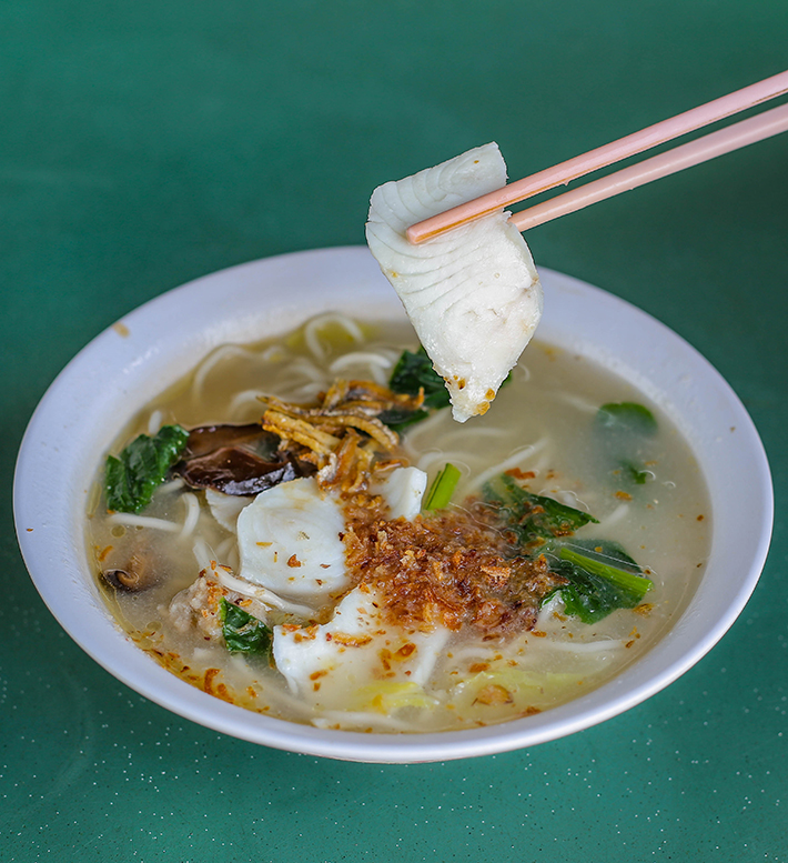 TOP 1 Home Made Noodle