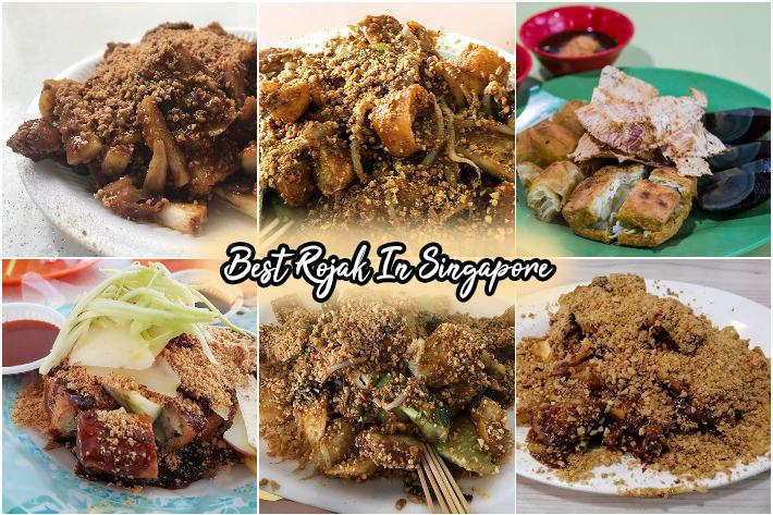 Best Rojak Singapore