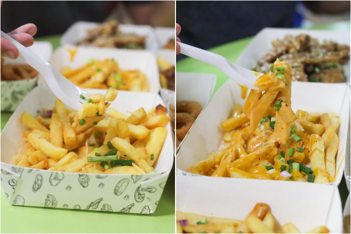 Cheese & Truffle Fries copy
