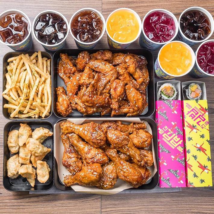 Jinjja Chicken