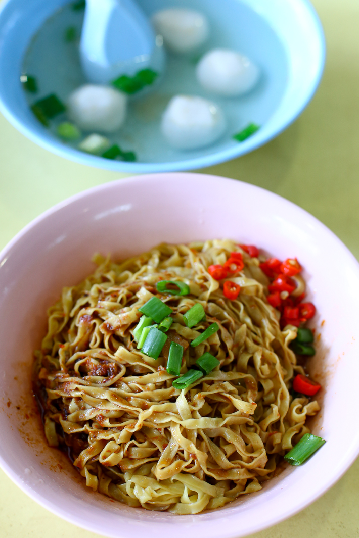 SONG HENG FISHBALL NOODLE