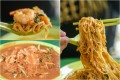 Sin Chew Satay Beehoon Collage