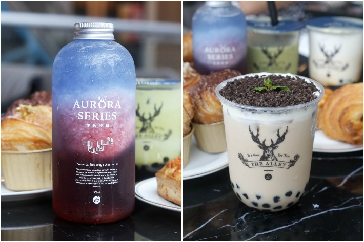 The Alley Luxe Instagrammable Drinks
