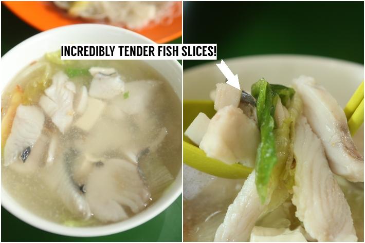 LENG KEE FISH SOUP