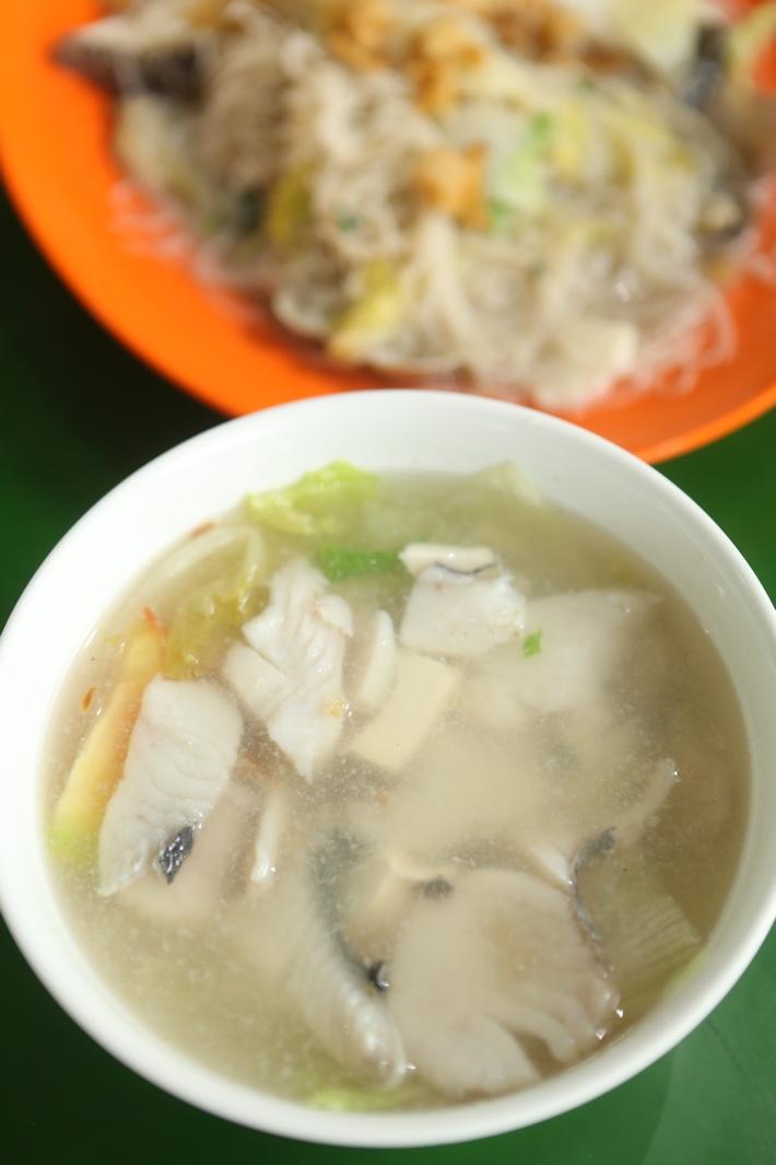 leng kee fish soup fish soup