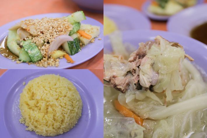 Delicious Boneless Chicken Rice group