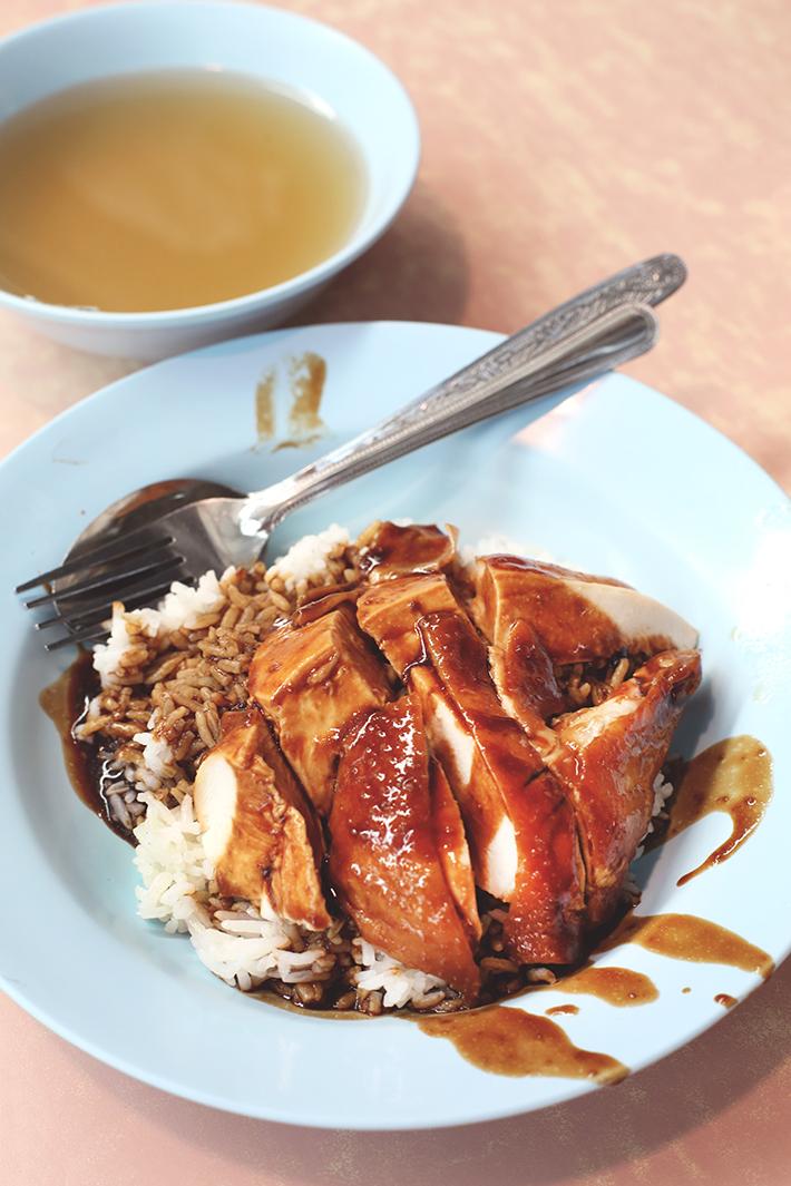 Xiang Jiang Soy Sauce Chicken Rice 2