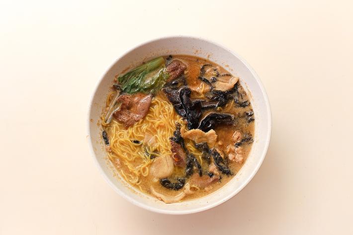 Seng Kee Mushroom Minced Meat Noodle Soup